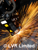 Laser training for industrial and scientific applications